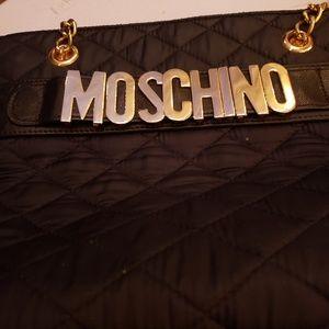 Moschino purse  black